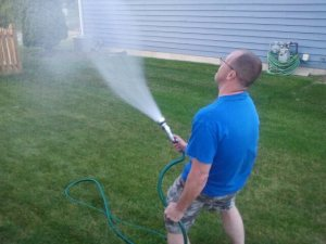 Check out my hose Jim