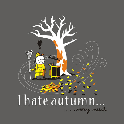 Hate Autumn